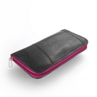 Recycled tire tube Wallet - Vicky