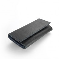 Recycled tire tube Wallet - Fabienne