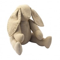 Lapin en peluche , Marcel