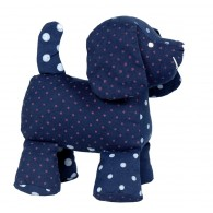 Doudou coton BIO : Doggy, le Chien