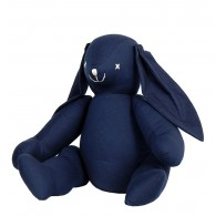 Doudou coton BIO : Jeannot, le Lapin