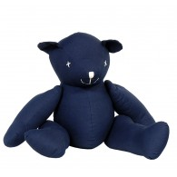 Doudou coton BIO : Teddy, l&#039;Ours