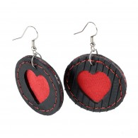 Universal Love Earrings - Love Addict