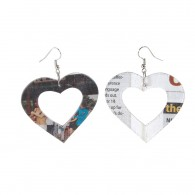 Universal Love Earrings - Crazy Love