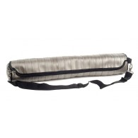 Yoga mat bag (Recycled seat belt) - Light Grey