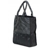 Shopping bag - Véronique (Dark grey)