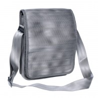 Messenger bag - Pierre (Light Grey)
