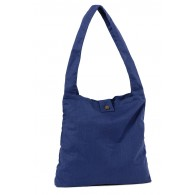 Cotton Marianne bag - Blue