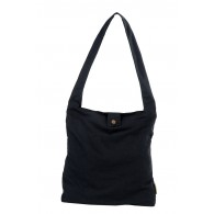 Cotton Marianne bag - Black