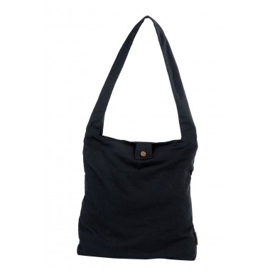 Sac Marianne coton noir