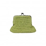 Purse Lata (cotton) - Green