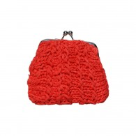 Purse Shanti (cotton) - Red