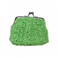 Purse Shanti (cotton) - Green