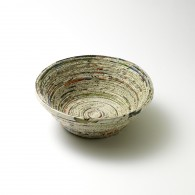 Bowl in recycled newspaper Size 20