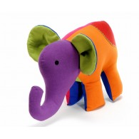 Stuffed toy Elephant Grand Salomon