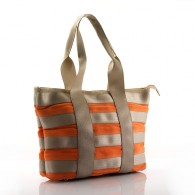 Recycled seat belt bag - Rani