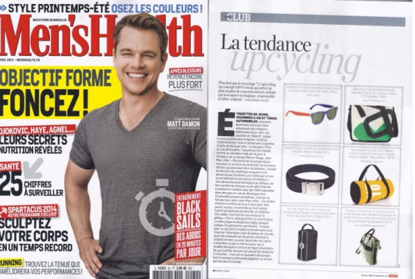 MEN HEALTH - AVRIL 2014- BLOG