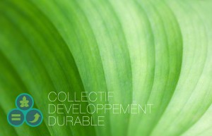COLLECTIF DEVELOPPEMENT DURABLE